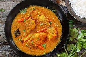 Curry Fish Head Recipe Image