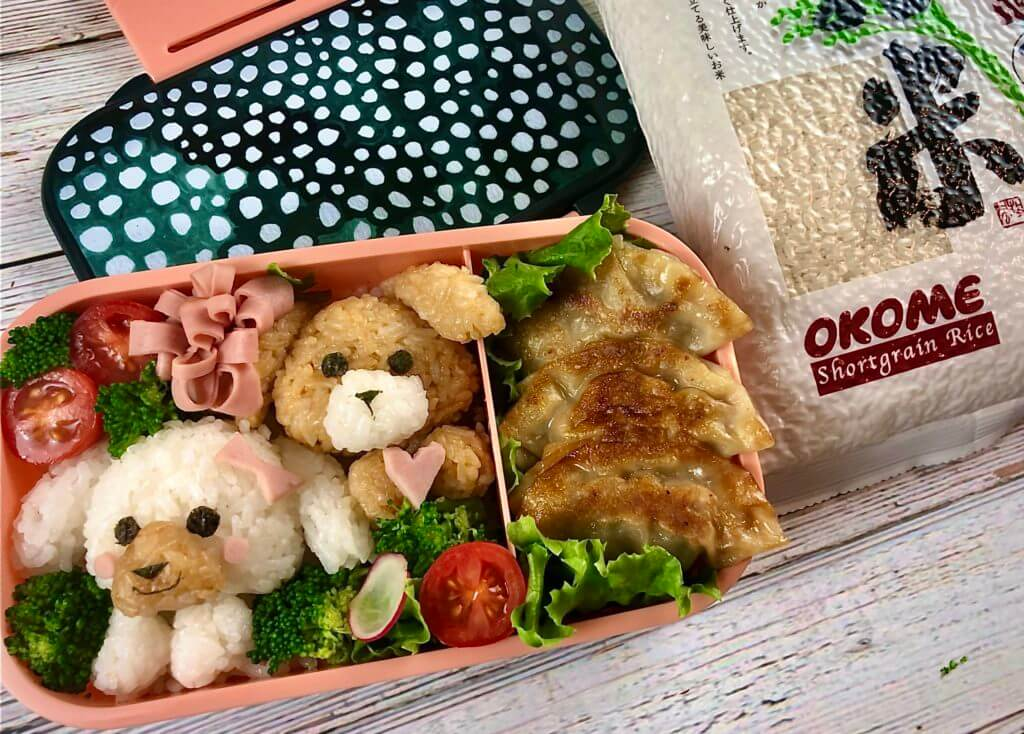 Doggie Bento Made During D'Open Kitchen Cooking Class