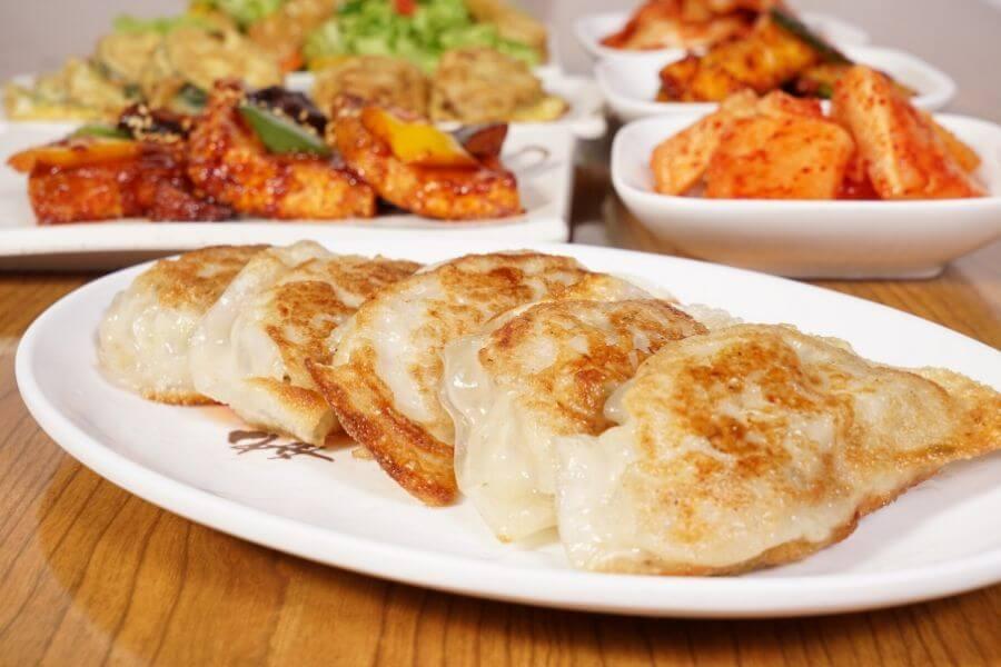 Jjin Mandu Korean Dumplings