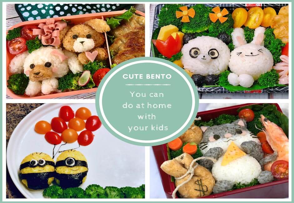 Bento Recipes You Can Do With Your Kids